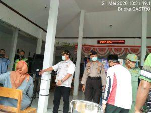 Monitoring Camat Pulosari